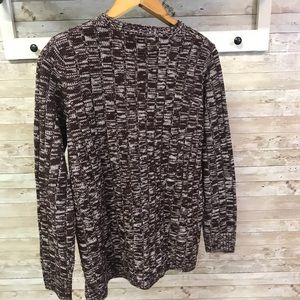 262.5 Sweaters - Soft crew neck knit sweater